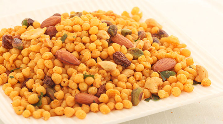 Dry Fruit Boondi