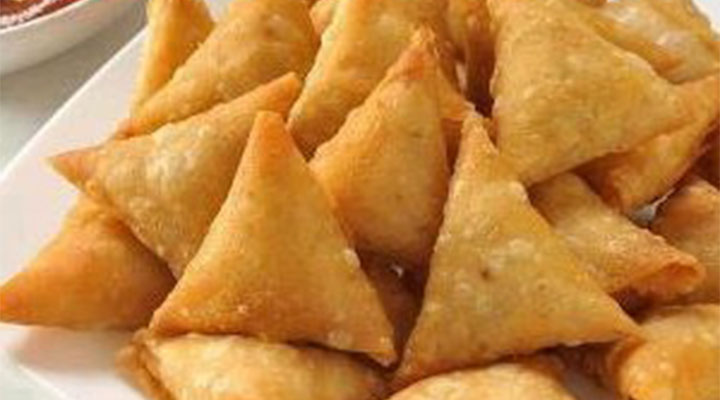 Corn Samosa (Pack of 6)