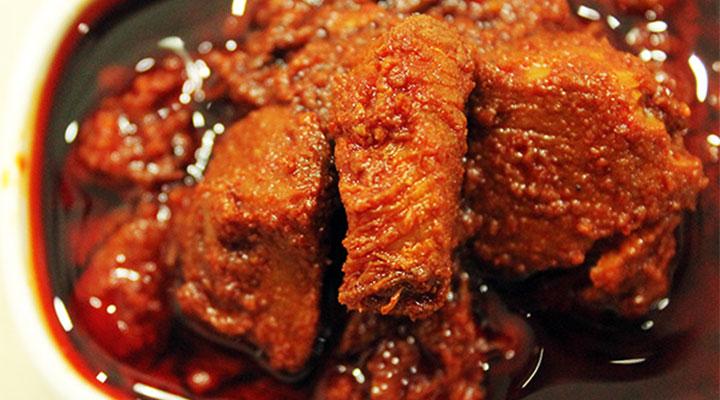 Andhra Chicken Pickle