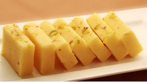 Butter Burfi