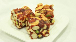 Dry Fruit burfi (Sugar Free)