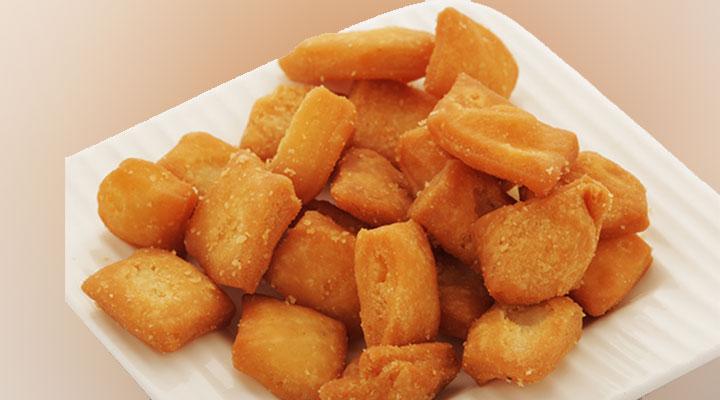 Sweet Biscuits (Sugar Free)