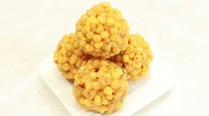 Bellam Boondi Laddu