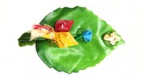 Leaf Ganesha (Pack of 10 pc)