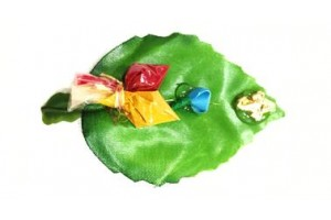 Leaf Ganesha (Pack of 10 pc)